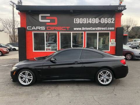 2014 BMW 4 Series for sale at Cars Direct in Ontario CA
