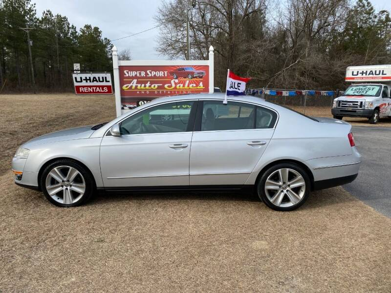 2010 Volkswagen Passat for sale at Super Sport Auto Sales in Hope Mills NC