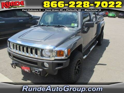 2009 HUMMER H3T for sale at Runde PreDriven in Hazel Green WI