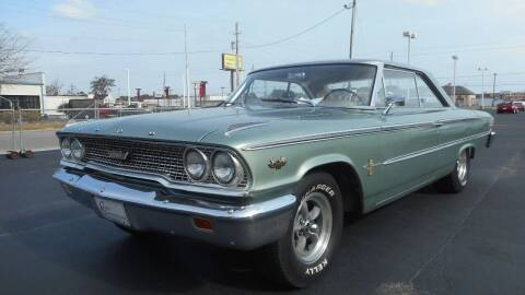 1963 Ford Galaxie 500 for sale at Classic Connections in Greenville NC