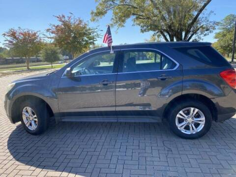2011 Chevrolet Equinox for sale at JES Auto Sales LLC in Fairburn GA
