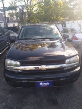 2007 Chevrolet TrailBlazer for sale at Autobahn Motor Group in Philadelphia PA