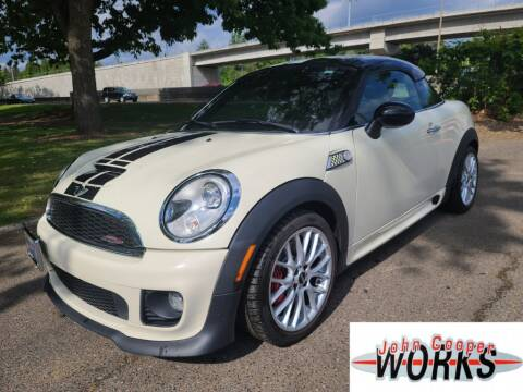 2012 MINI Cooper Coupe for sale at EXECUTIVE AUTOSPORT in Portland OR
