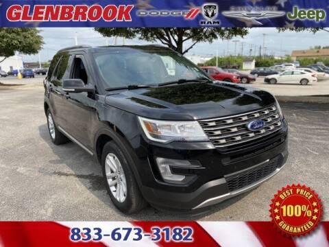 2017 Ford Explorer for sale at Glenbrook Dodge Chrysler Jeep Ram and Fiat in Fort Wayne IN