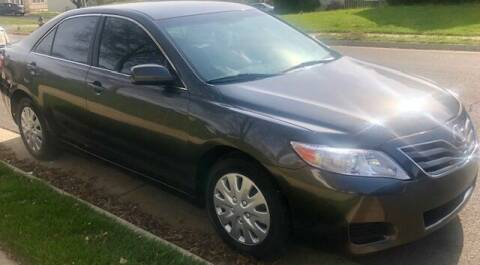 2010 Toyota Camry for sale at Capitol Auto Sales Inc in Manassas VA