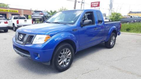 2012 Nissan Frontier for sale at A & A IMPORTS OF TN in Madison TN