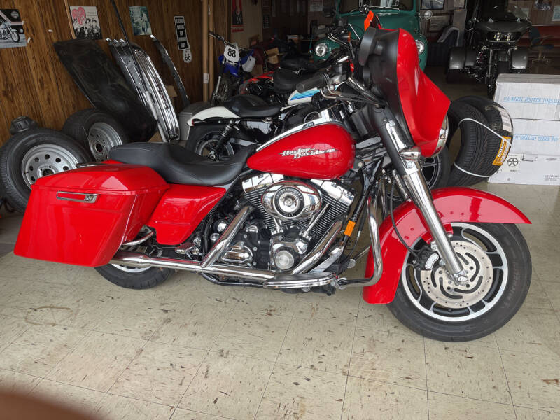 2008 HarleyDavidson StreetFkie for sale at B & W Auto in Campbellsville KY