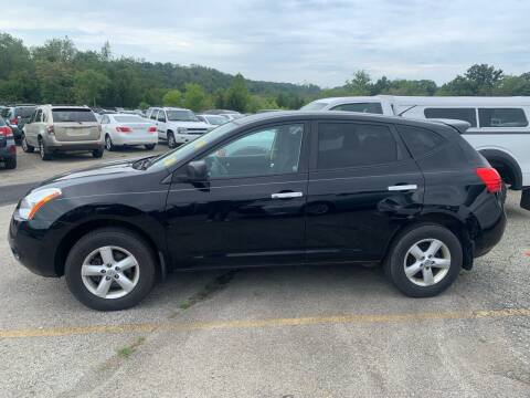 2010 Nissan Rogue for sale at Martino Motors in Pittsburgh PA