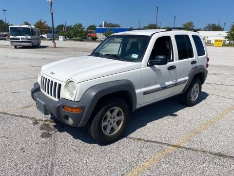 2002 Jeep Liberty for sale at TKP Auto Sales in Eastlake OH