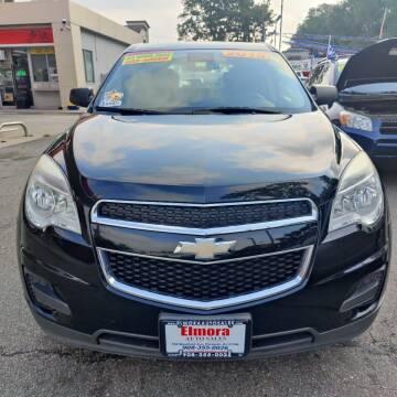 2015 Chevrolet Equinox for sale at Elmora Auto Sales in Elizabeth NJ