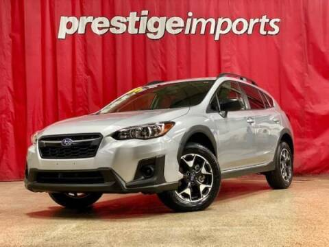2019 Subaru Crosstrek for sale at Prestige Imports in Saint Charles IL