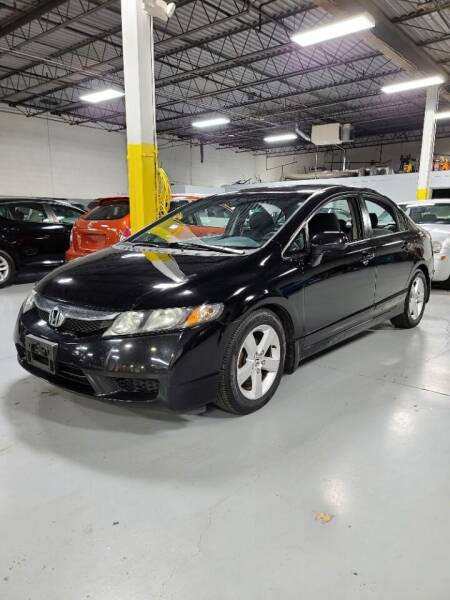 2010 Honda Civic for sale at Brian's Direct Detail Sales & Service LLC. in Brook Park OH