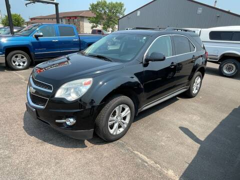 2013 Chevrolet Equinox for sale at Hill Motors in Ortonville MN
