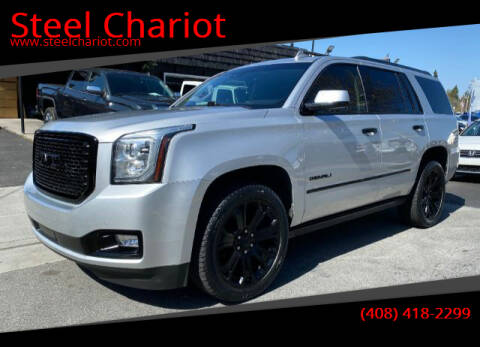 2015 GMC Yukon for sale at Steel Chariot in San Jose CA