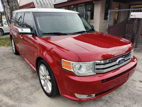 2012 Ford Flex for sale at Advance Import in Tampa FL