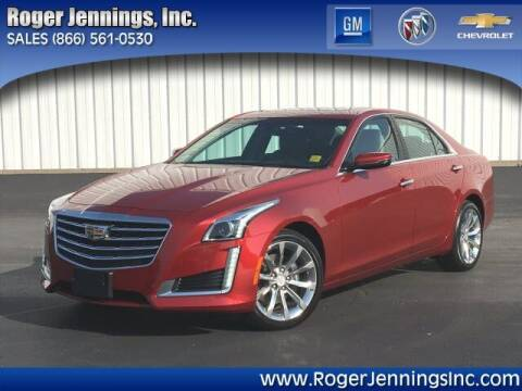 2017 Cadillac CTS for sale at ROGER JENNINGS INC in Hillsboro IL