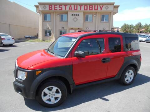 2005 Honda Element for sale at Best Auto Buy in Las Vegas NV