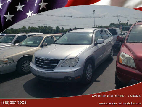 2007 Chrysler Pacifica for sale at American Motors Inc. - Cahokia in Cahokia IL