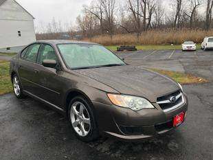 2009 Subaru Legacy for sale at FUSION AUTO SALES in Spencerport NY