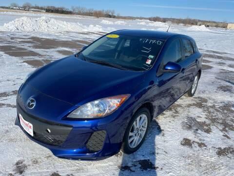 2013 Mazda MAZDA3 for sale at De Anda Auto Sales in South Sioux City NE