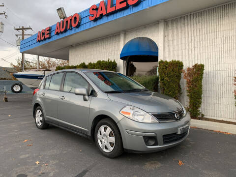 2010 Nissan Versa for sale at Ace Auto Sales in Boise ID