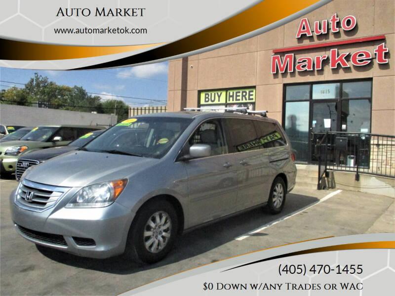 2010 Honda Odyssey for sale at Auto Market in Oklahoma City OK