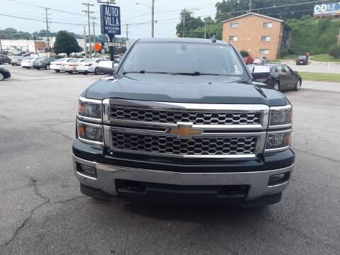 2015 Chevrolet Silverado 1500 for sale at Auto Villa in Danville VA