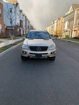 2006 Mercedes-Benz M-Class for sale at Pak1 Trading LLC in South Hackensack NJ