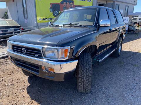 1995 Toyota 4Runner for sale at 3 Guys Auto Sales LLC in Phoenix AZ