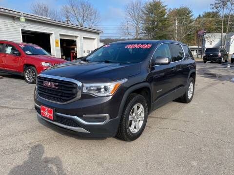 2017 GMC Acadia for sale at AutoMile Motors in Saco ME
