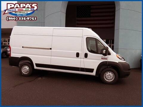 2021 RAM ProMaster Cargo for sale at Papas Chrysler Dodge Jeep Ram in New Britain CT
