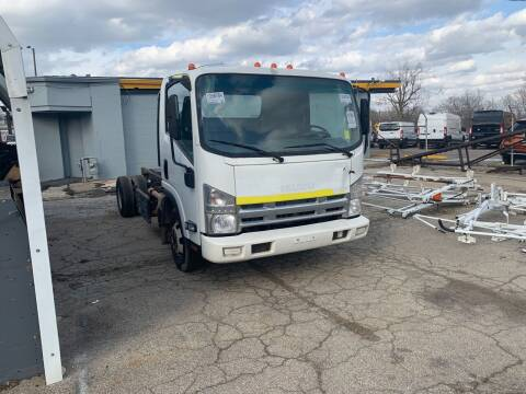 2011 Isuzu NPR for sale at Connect Truck and Van Center in Indianapolis IN