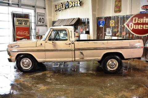 1971 Ford F-250 for sale at Cool Classic Rides in Redmond OR