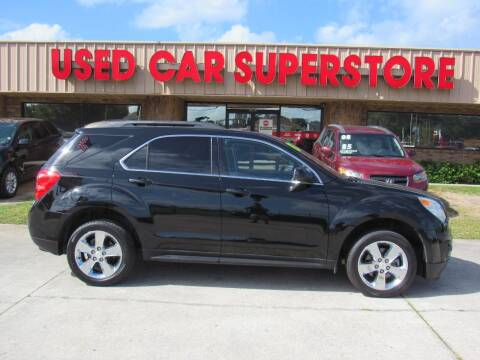 2013 Chevrolet Equinox for sale at Checkered Flag Auto Sales NORTH in Lakeland FL