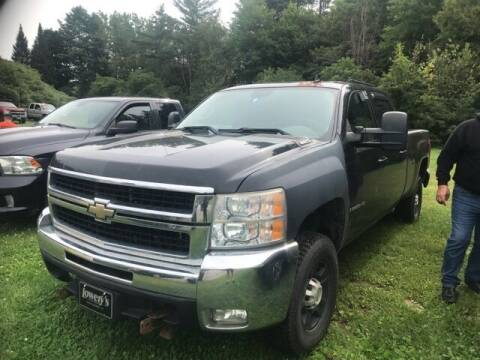 2007 Chevrolet Silverado 2500HD for sale at TTC AUTO OUTLET/TIM'S TRUCK CAPITAL & AUTO SALES INC ANNEX in Epsom NH