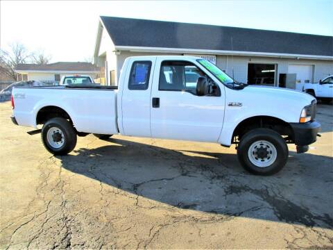 2002 Ford F-250 Super Duty for sale at Steffes Motors in Council Bluffs IA