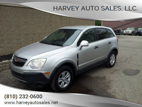 2009 Saturn Vue for sale at Harvey Auto Sales, LLC. in Flint MI