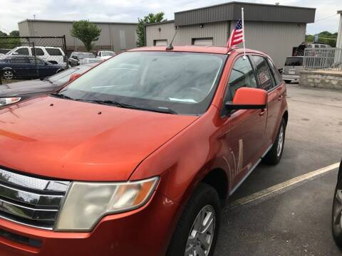 2008 Ford Edge for sale at Mitchell Motor Company in Madison TN