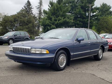 1994 Chevrolet Caprice for sale at Thompson Motors in Lapeer MI