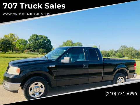 2005 Ford F-150 for sale at 707 Truck Sales in San Antonio TX