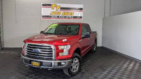 2015 Ford F-150 for sale at TT Auto Sales LLC. in Boise ID