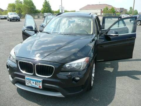 2014 BMW X1 for sale at Prospect Auto Sales in Osseo MN