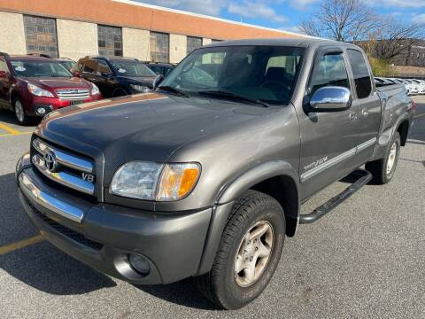 2004 Toyota Tundra for sale at MAGIC AUTO SALES - Magic Auto Prestige in South Hackensack NJ