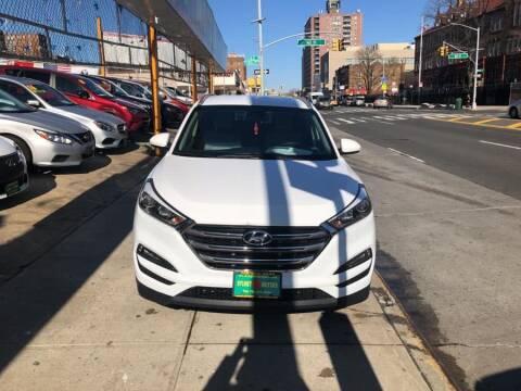 2018 Hyundai Tucson for sale at Sylhet Motors in Jamacia NY