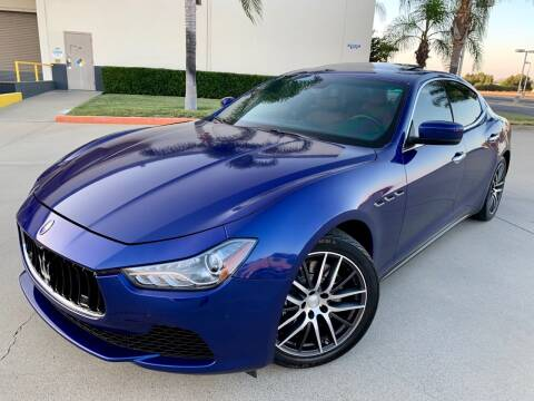 2015 Maserati Ghibli for sale at Destination Motors in Temecula CA