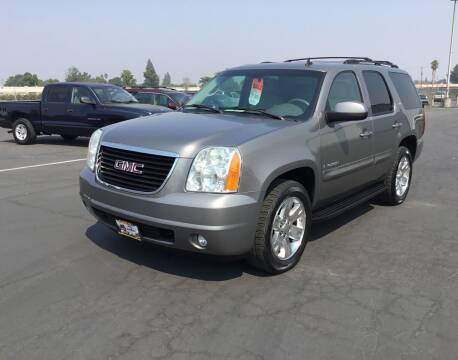 2007 GMC Yukon for sale at My Three Sons Auto Sales in Sacramento CA