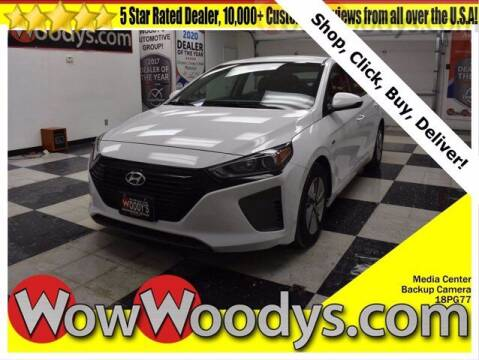 2018 Hyundai Ioniq Hybrid for sale at WOODY'S AUTOMOTIVE GROUP in Chillicothe MO