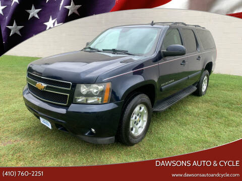 2009 Chevrolet Suburban for sale at Dawsons Auto & Cycle in Glen Burnie MD