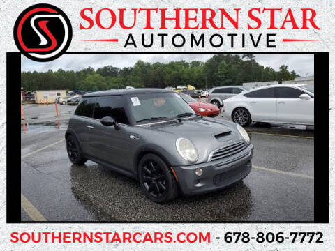 2004 MINI Cooper for sale at Southern Star Automotive, Inc. in Duluth GA