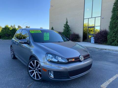 2012 Volkswagen GTI for sale at TDI AUTO SALES in Boise ID